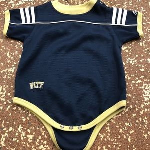 Pittsburgh Panthers Baby One Piece 6-9 Months